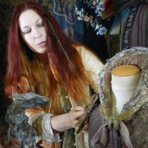 Interview with Costume Embroiderer, Michele Carragher