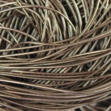 Antique Gold Smooth Purl (10g)