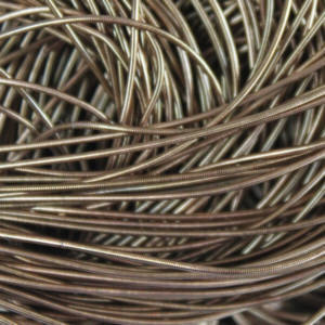 Antique Gold Smooth Purl (5g)