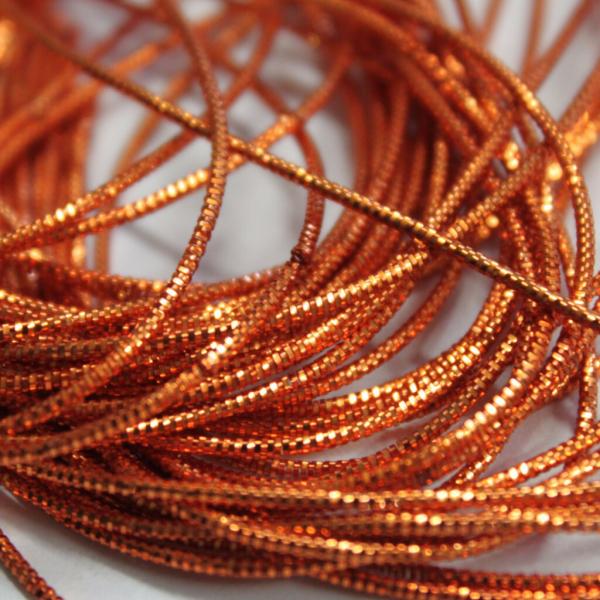 Orange Bright Check 5g