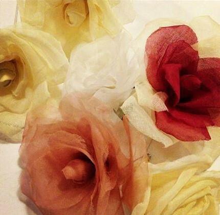 Silk Flower Making Three Class Course