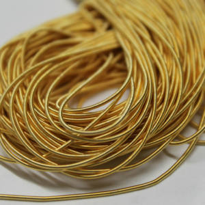 Thick Gold Rough Purl 5g