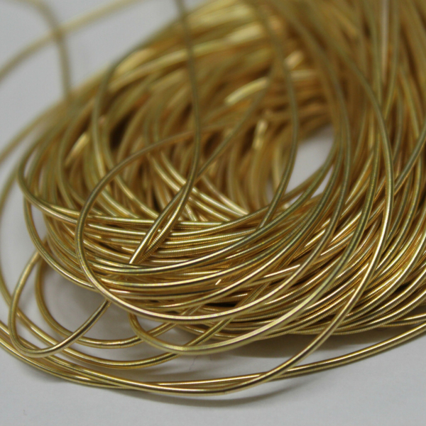 Thick Gold Smooth Purl 5g