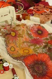 Sue Rangeley London Embroidery School