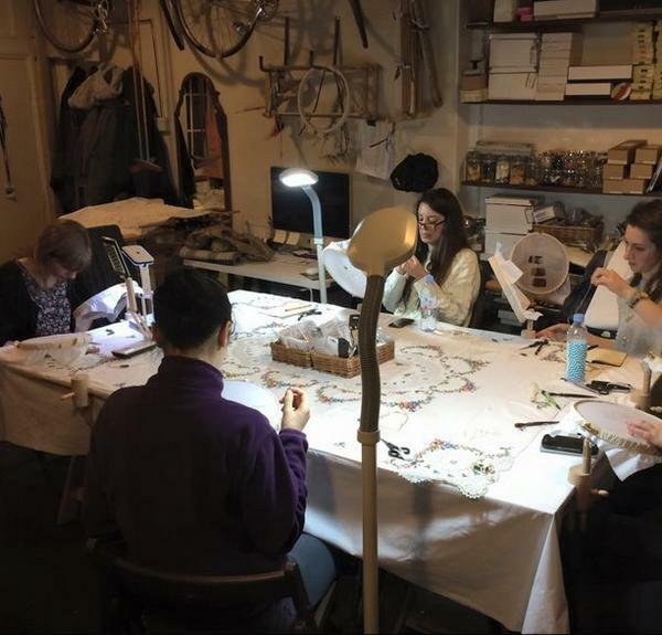 London Embroidery School wants to hear from you!