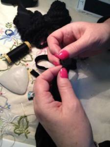 Private Tuition London Embroidery School
