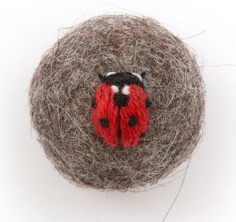 Lady Bird Bug Ball Workshop with Claire Moynihan