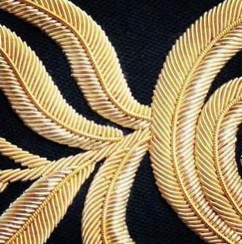 Exciting New Goldwork for Next Year!