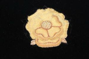 Exciting New Goldwork for Next Year! London Embroidery School