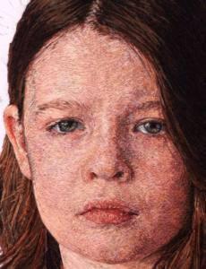 Cayce Zavaglia: Textile Artist London Embroidery School