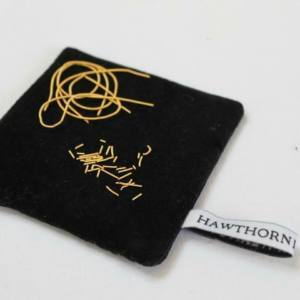 Velvet Board (Bullion Cushion) back in stock!!