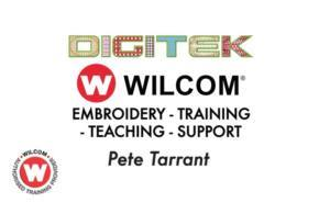 Introduction To Wilcom - New Course Commencing in August! London Embroidery School