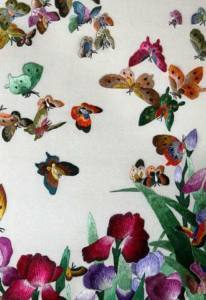 Silk Shading Course has finally launched! London Embroidery School