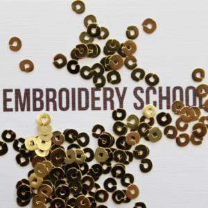 New Products In Stock Including Gold Plate! London Embroidery School