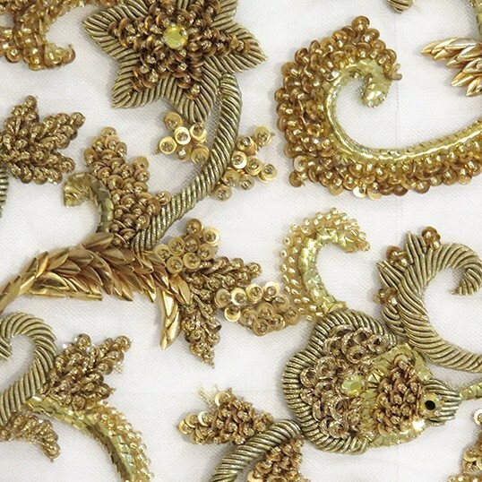 5 Day Goldwork is Back!!!