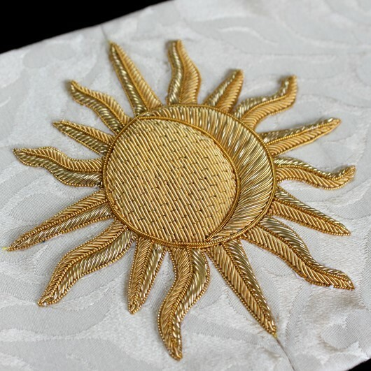 5 Day Goldwork is Back!!! London Embroidery School