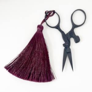 Pro Tips: The Tweezer/Scissor combo London Embroidery School