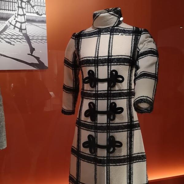 Mary quant, exhibition, visit, V&A, fashion