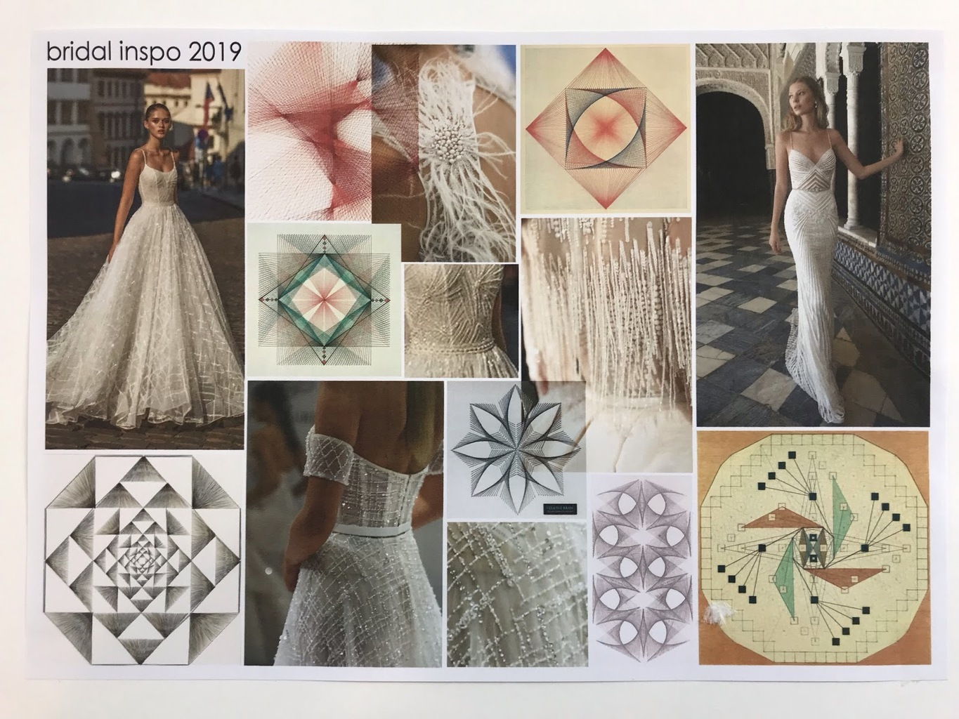 Inspired by the Visionary Drawings of Emma Kunz London Embroidery School