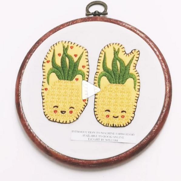 embroidery frame, embroidery hoop, embroidery tips, tips, framing up