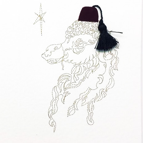 Christmas Offerings 2019 London Embroidery School
