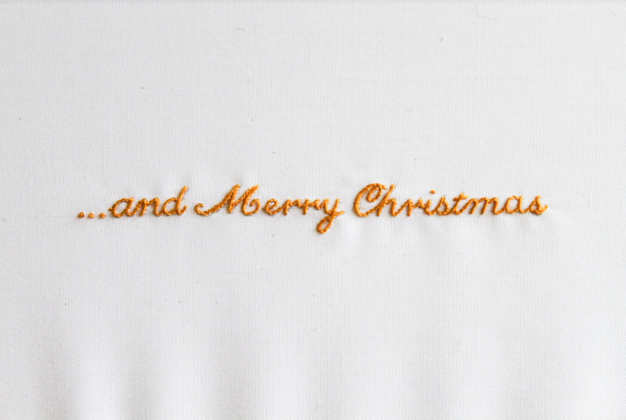 Christmas 2019 Postage Dates London Embroidery School