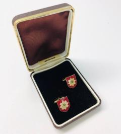 Military Cufflinks Scots Guards