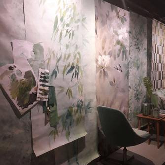 design guild, exhibition, show, interior, colour, print,