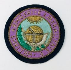 Williams College Blazer Badge, Gold Badge, Cap Badge,Blazer, badge, Cap, Cap Badge, Blazer Badge, Vintage badge, military, military badge, military button