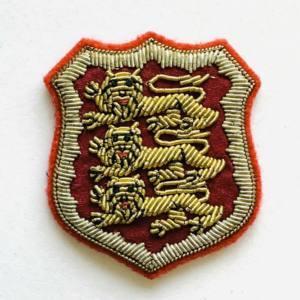 Lion of London Cap badge, badge, Cap, Cap Badge, Blazer Badge, Vintage badge, military, military badge, military button