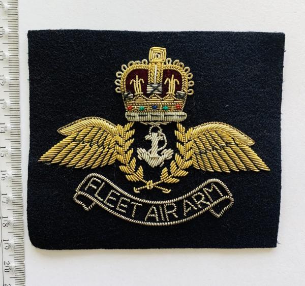 Fleet Air Arm Blazer Badge, Blazer, badge, Cap, Cap Badge, Blazer Badge, Vintage badge, military, military badge, military button