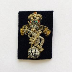 Royal Electrical & Mechanical Engineers Cap Badge, cap, badge, Cap, Cap Badge, Blazer Badge, Vintage badge, military, military badge, military button