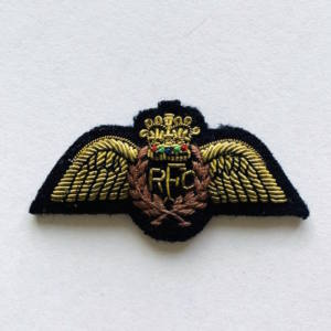 Royal Flying Corps Cap Badge, Cap, Cap Badge,Blazer, badge, Cap, Cap Badge, Blazer Badge, Vintage badge, military, military badge, military button