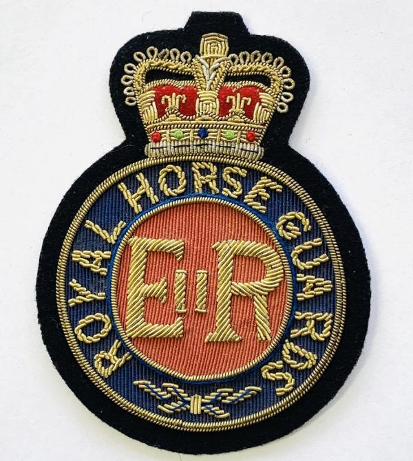 Royal Horseguard Blazer badge, badge, Cap, Cap Badge, Blazer Badge, Vintage badge, military, military badge, military button