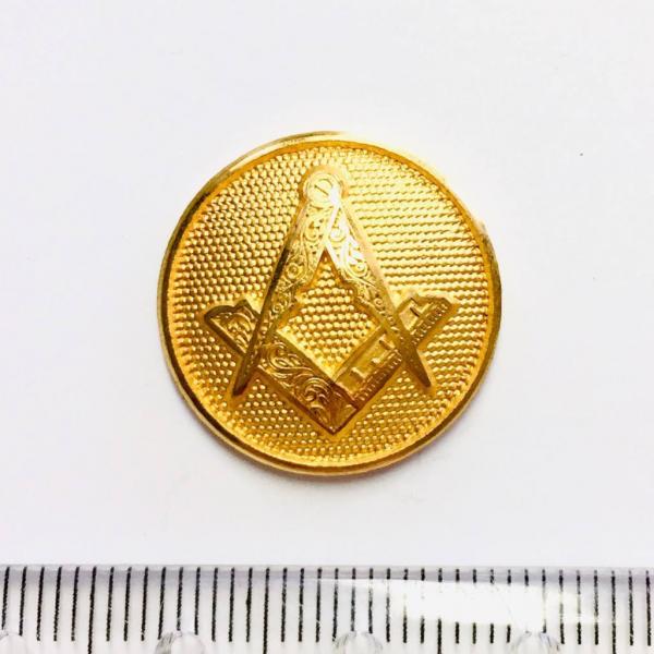 Button, Mason Button,Gold Button, Military, Military Button, Military Badge, Vintage, Embellishments