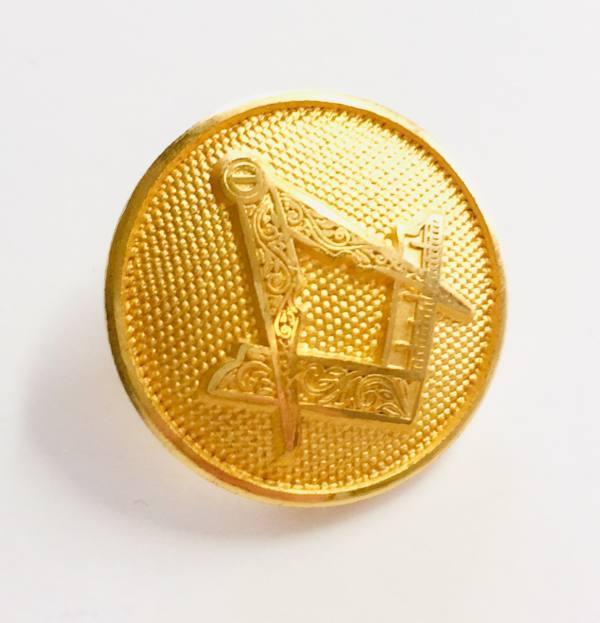 Button, Mason Button, Military, Military Button, Military Badge, Vintage, Embellishments
