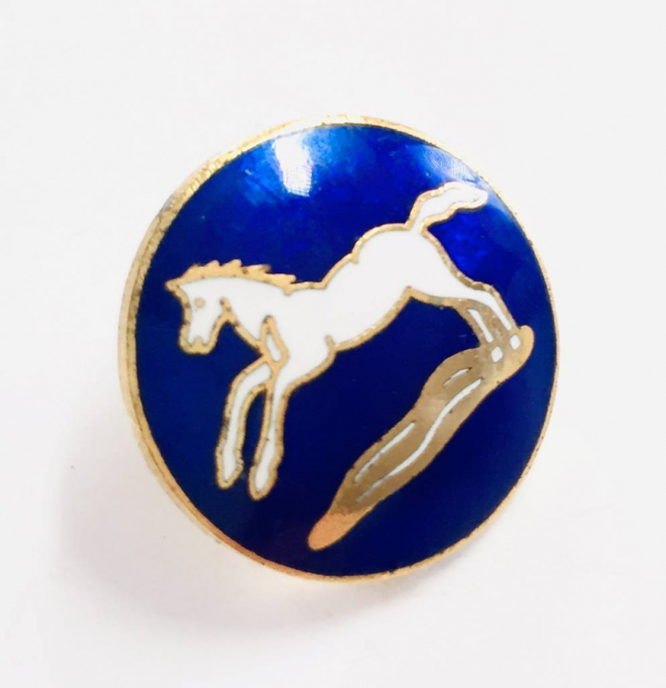 Button, Horse Button, Gold Button, Military, Military Button, Military Badge, Vintage, Embellishments, Accessories