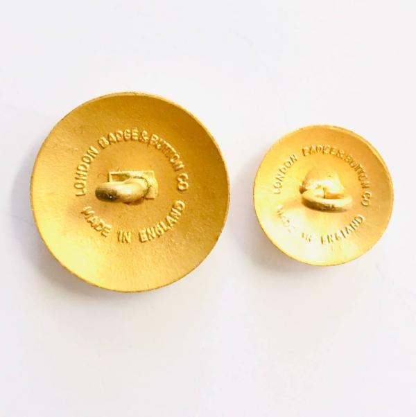 Button, Eaton College, Button, Gold Button, Military, Military Button, Military Badge, Vintage, Embellishments, Accessories