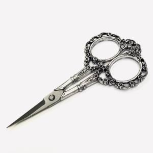 Scissors, Embroidery Scissors, Vintage, Vintage Scissors, Snips, Fabric Scissors, Equipment