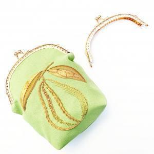 Bag Clasp, Clasp, Accessory, Equipment, Materials, Bag, Small Bag, Clutch, Clutch Bag