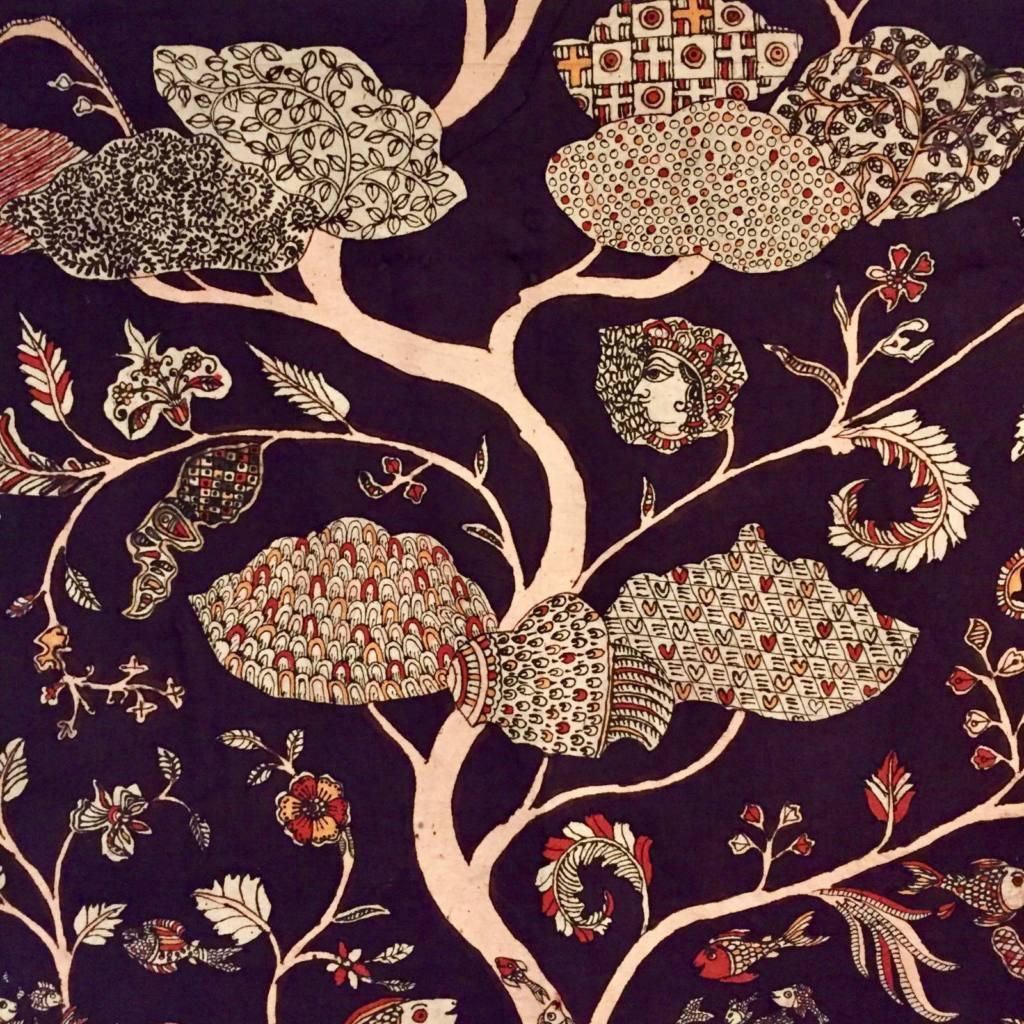 Chintz, Pattern, table cloth, India